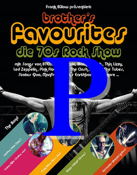 Bild: Parktickets auf der Burg - Brother´s Favourites - 70s Rock Show