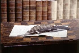 Bild: Briefeschreiber in ihrem Element - ein Ausflug in die Tintenwelt