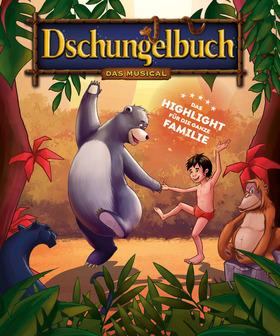 Bild: Dschungelbuch - Das Musical für die ganze Familie!