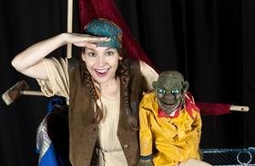 Bild: Kindertheater - Mini Mutig und das Meer - Kindertheater - Mini Mutig und das Meer