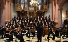Bild: Würzburger Chorsinfonik - Georg Friedrich Händel: Deborah