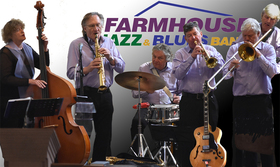 Bild: Farmhouse Jazz & Blues Band