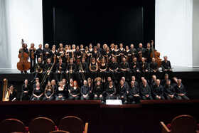 Bild: Balthasar Neumann Chor und Ensemble | Thomas Hengelbrock