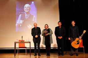 Bild: I was your man - Eine literarisch-musikalische Erinnerung an Leonard Cohen