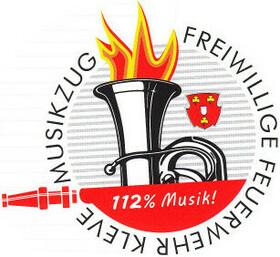 Bild: Jahreskonzert Musikzug der Freiwilligen Feuerwehr der Stadt Kleve