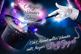 Bild: Die einzigartige Magic Dinner Show von Magier Ralf Gagel