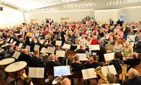 Bild: Maritimes-Matinee-Konzert - mit dem Ehemaligenorchester Marinemusikkorps Nordsee & Marinemusikkorps Wilhelmshaven