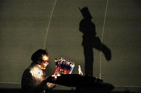 Bild: Der standhafte Zinnsoldat - Puppentheater am Meininger Theater