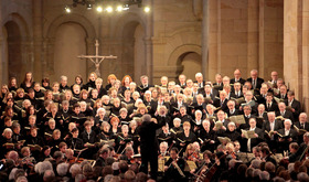 Bild: 5. AbteiKirchenKonzert: Wolfgang A. Mozart: Vesperae solennes de Confessore, Gioachino Rossini: Stabat Mater