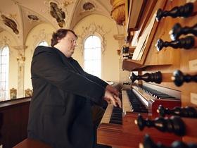 Bild: Orgelkonzert Martin Schmeding