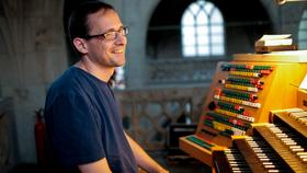 Bild: Orgelkonzert Dominik Susteck
