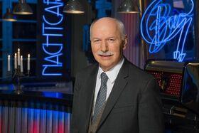 Bild: Wieland Backes - Der Mann, der das Nachtcafé erfand