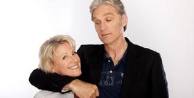 Bild: Walter Sittler & Mariele Millowitsch - Alte Liebe - Lesung