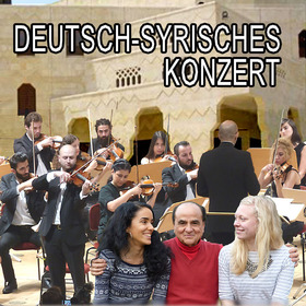 Bild: Orient meets Berlin - Berlin meets the Syrian Expat Philharmonic Orchestra