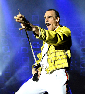 Bild: A NIGHT OF QUEEN - performed by The Bohemians - Best of Queen