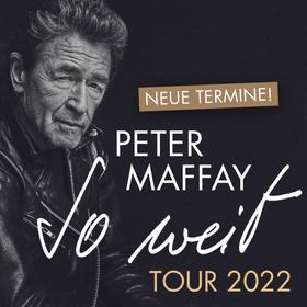 Bild: PETER MAFFAY & Band - 50 Jahre Peter Maffay - LIVE 2021