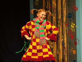 Pippi feiert Weihnachten - Theater für die ganze Familie
