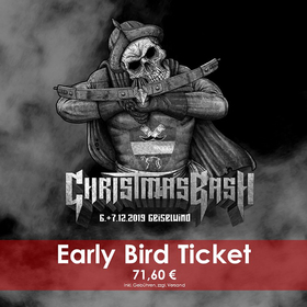 Bild: CHRISTMAS BASH - EARLY BIRD Ticket