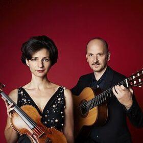 Bild: Doris Orsan und Johannes Tonio Kreusch - Tango + Canciones