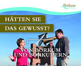 Bild: Von Borkum und Borkumern - Vorträge von Borkumer Persönlichkeiten
