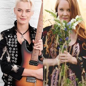 Bild: Im Herzen Blues Rocker - Yasi Hofer und Layla Zoe - Doppelkonzert
