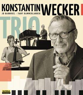 Bild: Konstantin Wecker - Trio mit Jo Barnikel und Fany Kammerlander