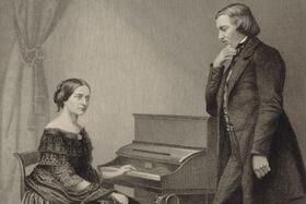 Bild: Hommage à Clara Schumann - Ein Liederabend mit Klavier.
