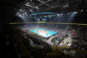 Volleyball DVV-Pokalfinale 2020