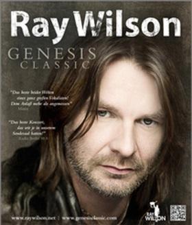 Ray Wilson & Band:  Genesis Classic