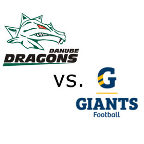 DRAGONS VS GRAZ GIANTS