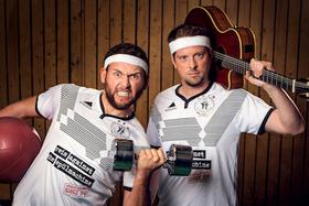 Bild: Reis Against The Spülmachine - Die fitteste Band der Welt