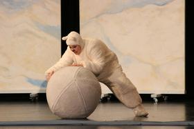 Bild: Frohe Weihnachten kleiner Eisbär - Theater Concept