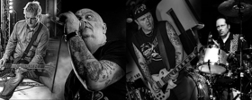 Bild: Angelic Upstarts, Snob City Boys
