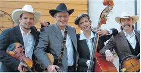 Bild: Steamgrass, die Bluegrass-Legenden spielen wieder auf
