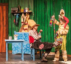 Bild: Pettersson kriegt Weihnachtsbesuch - Das weihnachtliche Familientheater-Erlebnis