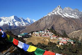 Bild: Nepal - Menschen Berge Götter - Hans Thurner