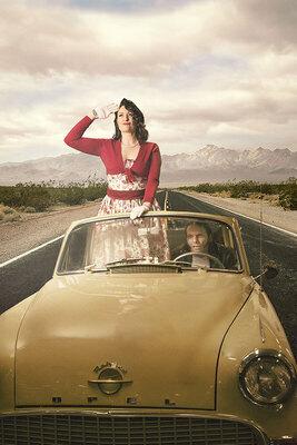 Bild: Petticoat & Pomade - Die 50er Jahre Show! - Musik-Comedy-Show über die Musik und das Lebensgefühl der 50er- & 60er-Jahre!
