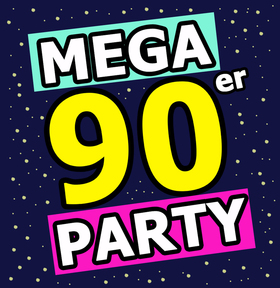 Bild: MEGA 90er Party!
