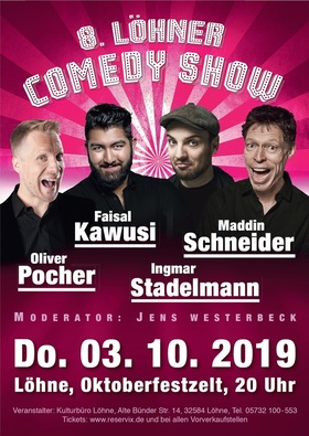 Bild: Löhner-Comedy-Show