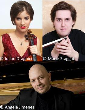 Bild: Langenargener Schlosskonzerte | Sommerfestival | 5. Juli | Violine · Cello · Klavier