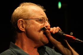 Steve Baker & Band in concert - Blue Wave Festival in Binz auf Rügen mit Blues & Swing