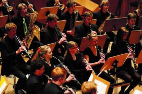 Bild: Konzert des Landesjugendblasorchesters -