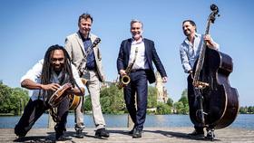 Andreas Pasternack Quartett in concert - Blue Wave Festival in Binz auf Rügen mit Blues & Swing