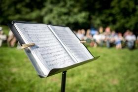 Bild: Waldkonzert Cello