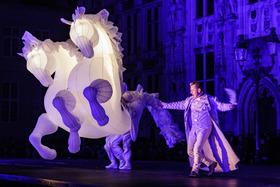 Bild: Dressurgala Heroldsberg 2019 - Gala-Show