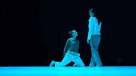 Bild: The Shape of Water - Dance-Performance im Großen Schwimmerbecken mit Sara Angius