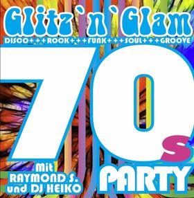 Bild: Glitz´n ´Glam - Die 70s-Party mit DJ Heiko (a.k.a. Dundee) & Raymond S.