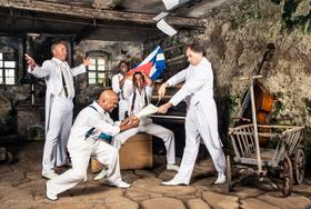 Klazz Brothers & Cuba Percussion - Summ Summ Salsa