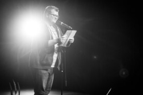 Bild: Poetry Slam -