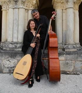 Renaud Garcia-Fons & Claire Antonini - FARANGI – Von Barock zu Orient